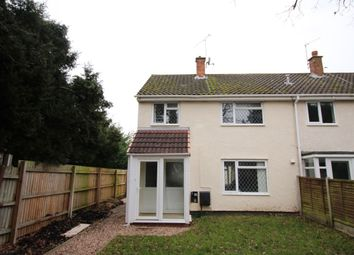 Thumbnail 3 bed terraced house for sale in Foxwalks Avenue, Bromsgrove