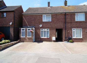 Thumbnail 3 bed end terrace house for sale in Elizabeth Avenue, Witham