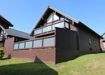 Thumbnail 4 bed lodge for sale in Retallack Resort, Winnards Perch