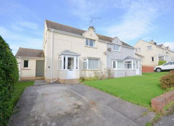 Thumbnail 3 bed semi-detached house for sale in Ghyll Road, Workington