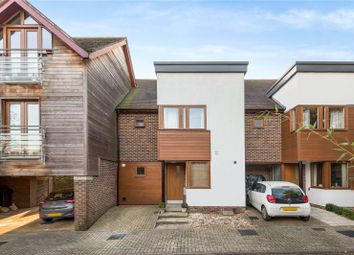 Thumbnail 4 bed terraced house for sale in Edwards Close, Kings Worthy, Winchester, Hampshire