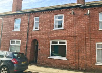 Thumbnail 3 bed terraced house to rent in Chestnut Street, Lincoln