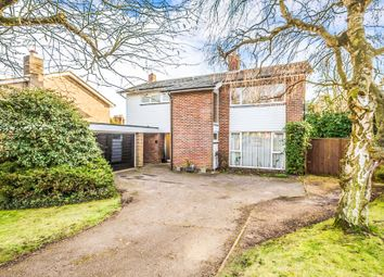 Thumbnail 4 bed detached house for sale in Munts Meadow, Weston, Hitchin