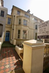 Thumbnail 2 bed flat to rent in London Road, St. Leonards-On-Sea, East Sussex