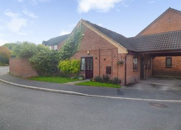 Thumbnail 2 bed detached bungalow for sale in Merlin Green, Sinfin, Derby