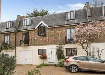 Thumbnail 3 bed terraced house for sale in Parkland Gardens, Wimbledon Common, Wimbledon