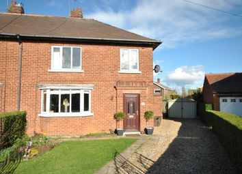 Thumbnail 3 bed semi-detached house for sale in Sunderland Place, Tickhill, Doncaster