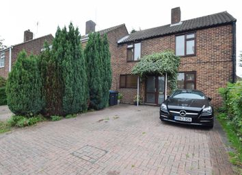 Thumbnail 3 bedroom end terrace house for sale in Westfield, Harlow