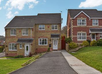 Thumbnail 3 bed semi-detached house for sale in Islawen Meadows, Pencoed, Bridgend.