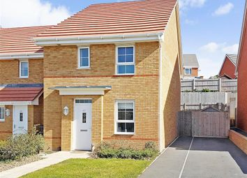 Thumbnail 3 bed end terrace house for sale in Wellesley Way, Newport, Isle Of Wight