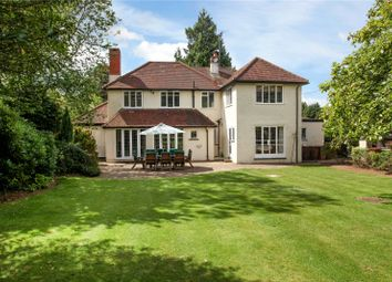 Thumbnail 5 bed detached house for sale in Wonham Way, Peaslake, Guildford, Surrey