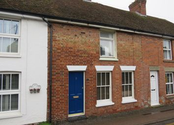 Thumbnail 2 bed property for sale in The Street, Hamstreet, Ashford
