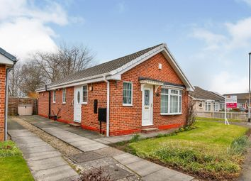 Thumbnail 2 bed detached bungalow for sale in Bowes Road, Billingham