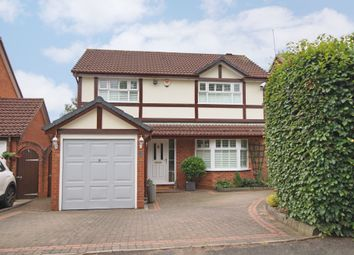 Thumbnail 4 bed detached house for sale in Linthurst Newtown, Blackwell