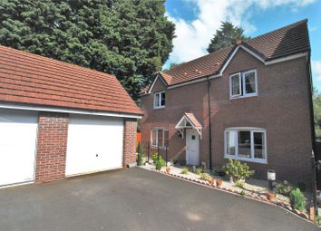 Thumbnail 4 bedroom detached house for sale in Clos Hendre Gadno, Old St Mellons, Cardiff