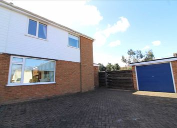 Thumbnail 3 bed semi-detached house for sale in Woodlands, Chelmondiston, Ipswich