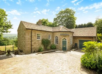 Thumbnail 4 bed detached house for sale in Lothersdale, Keighley