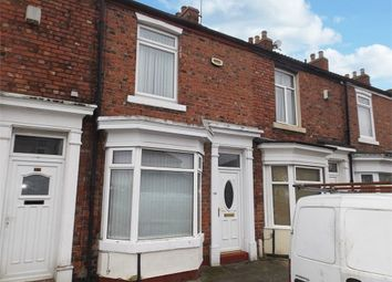 Thumbnail 2 bed terraced house for sale in Station Road, Stockton-On-Tees, Durham