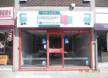 Thumbnail Retail premises to let in 72 Park Road, Hartlepool