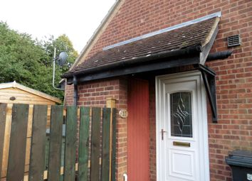 Thumbnail 1 bed property to rent in Polstead Close, Stowmarket