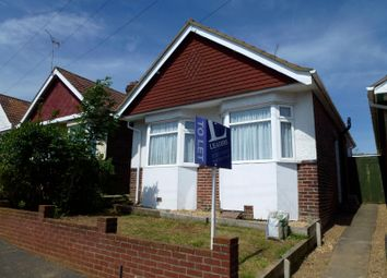 Thumbnail 2 bed bungalow to rent in Wycliffe Road, Midanbury, Southampton