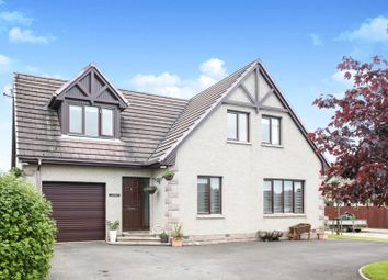 Thumbnail 4 bedroom detached house for sale in Dunnydeer View, Insch