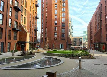 Thumbnail 2 bed flat to rent in Block D, Alto, Sillavan Way, Manchester