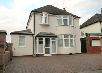 Thumbnail 3 bed detached house for sale in Booker Avenue, Mossley Hill, Liverpool, Merseyside