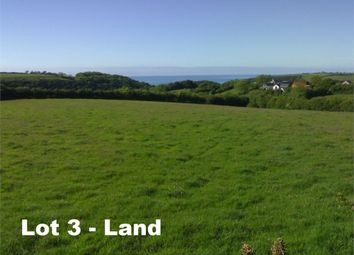 Thumbnail Land for sale in Cefn Esgeronen, Llanarth, Ceredigion