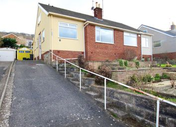 Thumbnail 3 bed semi-detached bungalow for sale in Bodnant Road, Rhos On Sea, Colwyn Bay