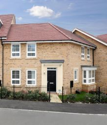 "Thumbnail 3 bed end terrace house for sale in ""Faringdon"" at Knights Way, St. Ives, Huntingdon"