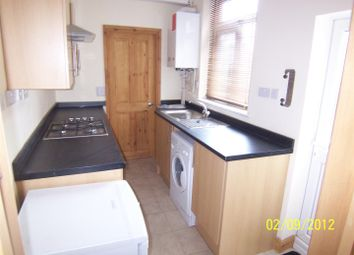 Thumbnail 4 bedroom terraced house to rent in Leopold Road, Leicester