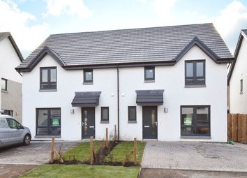 Thumbnail 3 bedroom semi-detached house for sale in Lathro Farm, Off The A922/South Street, Kinross