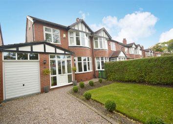 4 bed semi-detached house for sale in Woodsmoor Lane, Woodsmoor, Stockport, Cheshire SK3