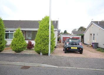 Thumbnail 2 bed semi-detached house to rent in Carmyllie Place, Monifieth, Dundee