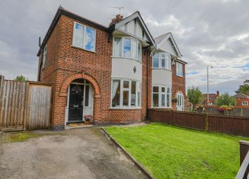 3 bed semi-detached house for sale in Sandhurst Road Western Park, Leicester LE3