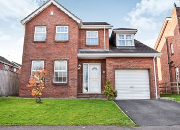 Thumbnail 4 bed detached house for sale in Old Manse Green, Banbridge