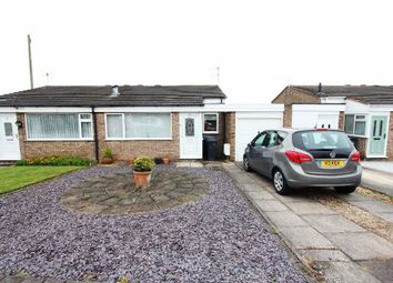 Thumbnail 2 bed semi-detached bungalow for sale in Azalea Drive, Burbage, Hinckley