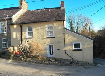 Thumbnail 2 bed end terrace house for sale in Sunny Hill, Llanarth, Ceredigion