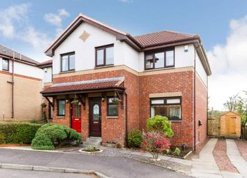 Thumbnail 3 bed semi-detached house for sale in Springfield Grove, Barrhead, East Renfrewshire