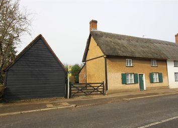 Thumbnail 2 bed semi-detached house for sale in Wilstead Road, Elstow, Bedford