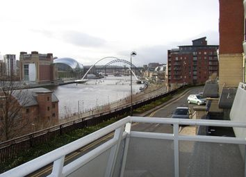 Thumbnail 2 bed flat to rent in High Quays, Quay Side, Newcastle Upon Tyne