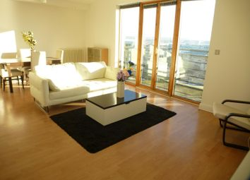 Thumbnail 2 bed flat to rent in Western Beach Apartments, Hanover Avenue, London