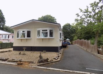 Thumbnail 2 bed mobile/park home for sale in Drapers Copse, Dibden