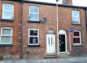 Thumbnail 2 bed terraced house for sale in Coare Street, Macclesfield