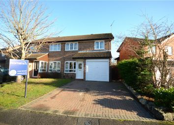 Thumbnail 3 bedroom semi-detached house for sale in Briars Close, Farnborough, Hampshire