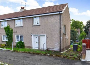 Thumbnail 1 bed flat for sale in Glenburn Crescent, Paisley