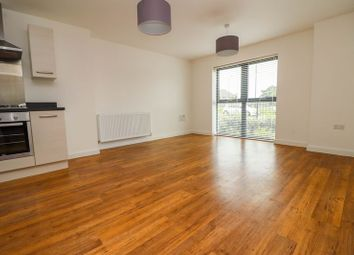 Thumbnail 2 bed flat to rent in Mercator Close, Southampton