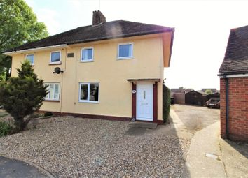 Thumbnail 3 bed semi-detached house for sale in Friars Place, Ely