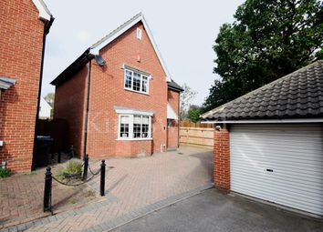Thumbnail 3 bed detached house for sale in Regent Court, Basildon